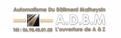 ADBM La Mure